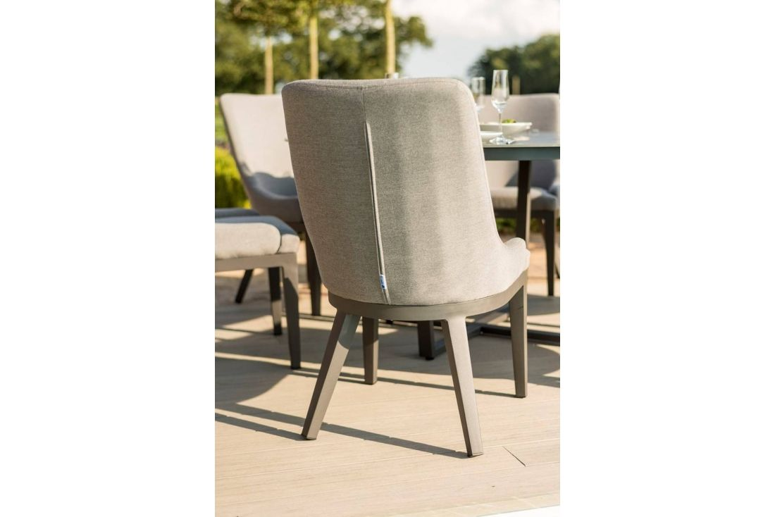 Pacific 4 Seat Round Dining