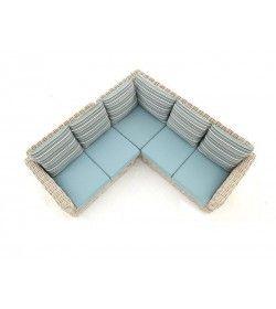 Fiji Corner Sofa Set