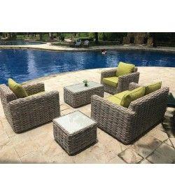 Fiji 2 Seater Sofa Set