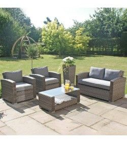 Victoria 2 Seater Sofa Set