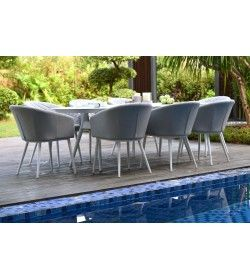 AMBITION 8 SEAT OVAL DINING