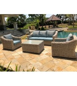Fiji Chill 3 Seater Suite