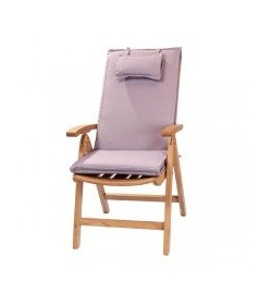 Recliner outdoor cushion - Lilac