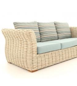 Fiji Wave 3 seat Sofa