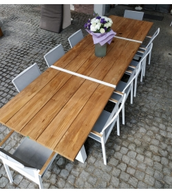 10 Chair Ovada Dining Set