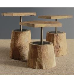 Penta Nesting Table