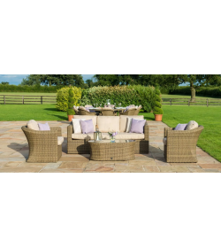 Winchester 3 seater Sofa Set