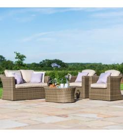 Winchester 2 Seat Set - With Firepit Coffee Table