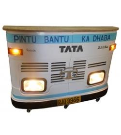 Tata Blue Lorry Bar
