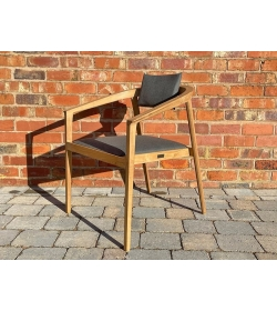 Mustique Stacking Armchair FSC®