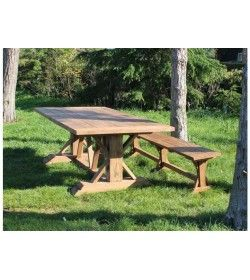 Valencia Dining Table 2.4m x 1.1m