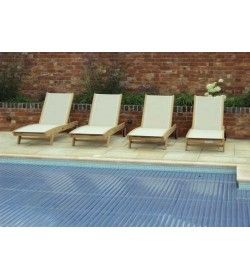 TNT sun lounger