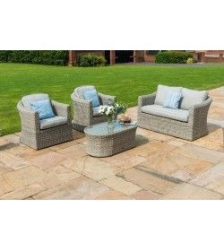 OXFORD 2 SEATER SOFA SET